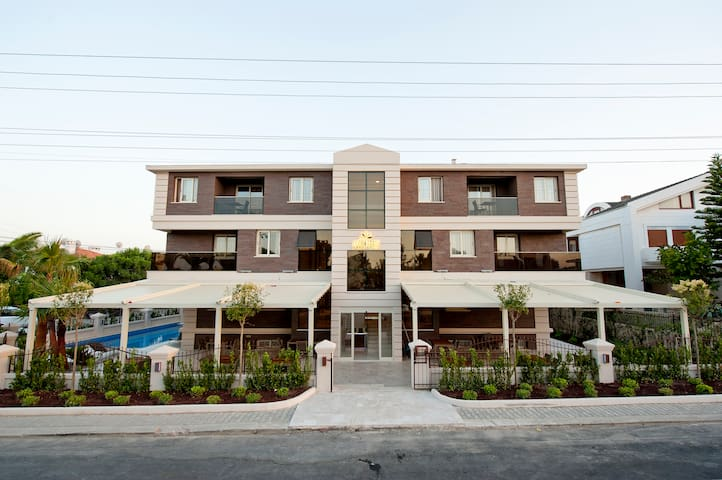 çeşme altınyunus mahallesinde 1+1 apart otel odası - Menemen - Bed & Breakfast