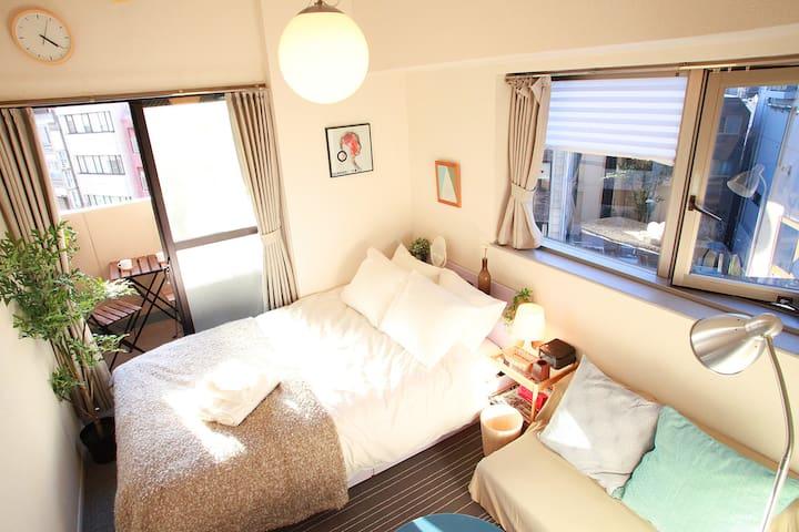 Shibuya!VeryQuiet!Comfortable!Convenience! 01 - Shibuya-ku