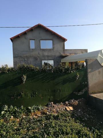 Maison du calme à 75km de l'aéroport de Rabat