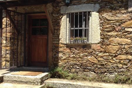 SABERAMAR - A CABANA DA COZINHA VELHA - Blockhütte
