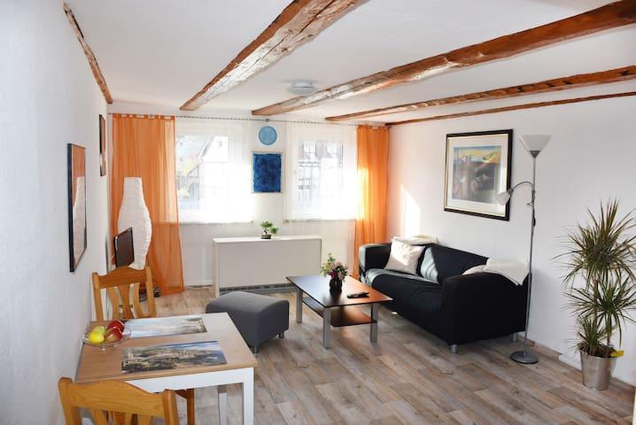 Ferienwohnung 5 Motorrad - Langelsheim - Apartment