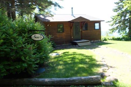 Sue's Small and Sweet Cabin - Lutsen - Hus