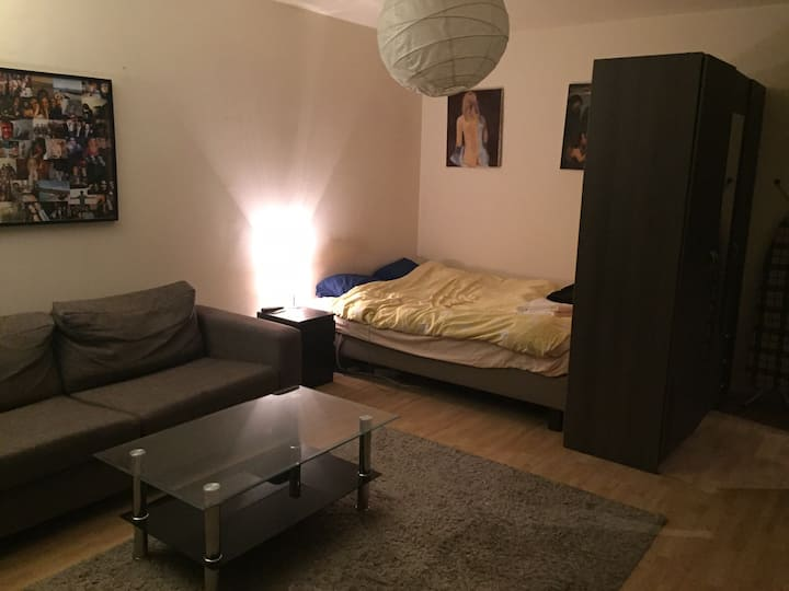Cosy studio near Brussels Airport