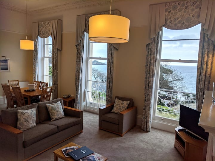 The Osborne Apartments-Apt 04 -2 Bed with Sea-view