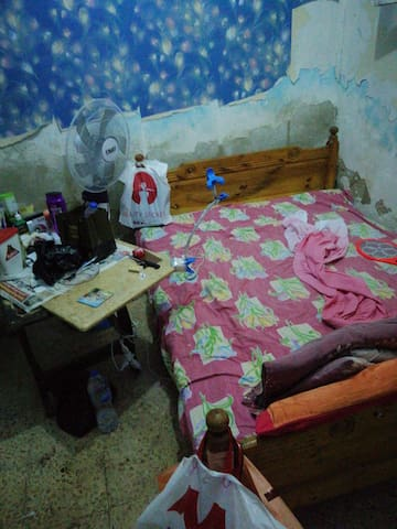 Private ordinary bed room, not fancy but will do