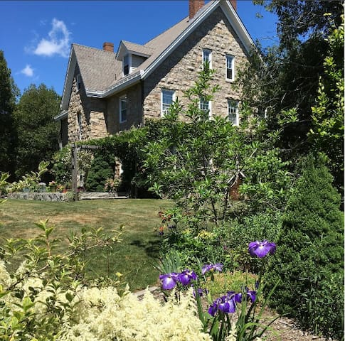 Historic home - suite (2 people only) - Narragansett - Lejlighed