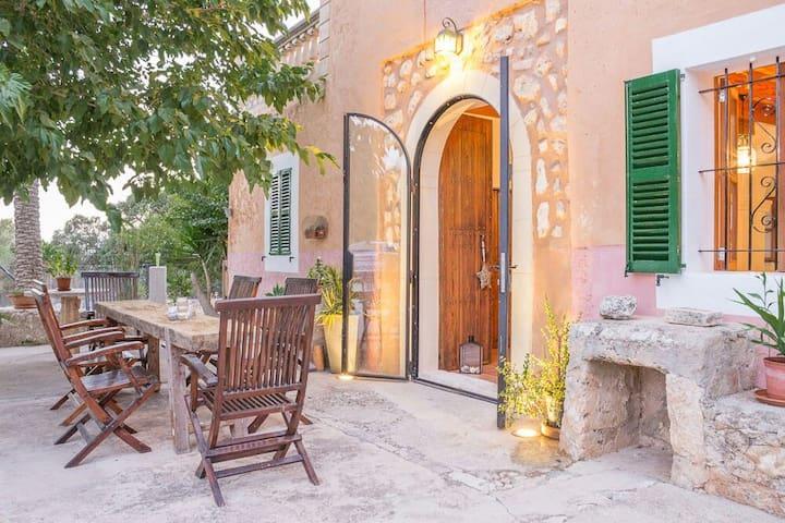 Ca S'Hereu - Felanitx - Villa