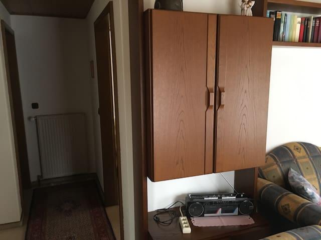 Kleine gemütliche Ferienwohnung - Diemelsee - Departamento