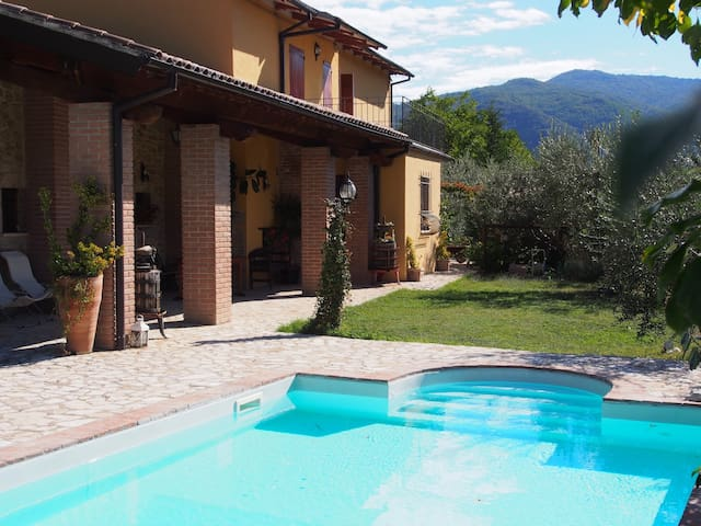 Villa Angeletti Country House - Lugnola