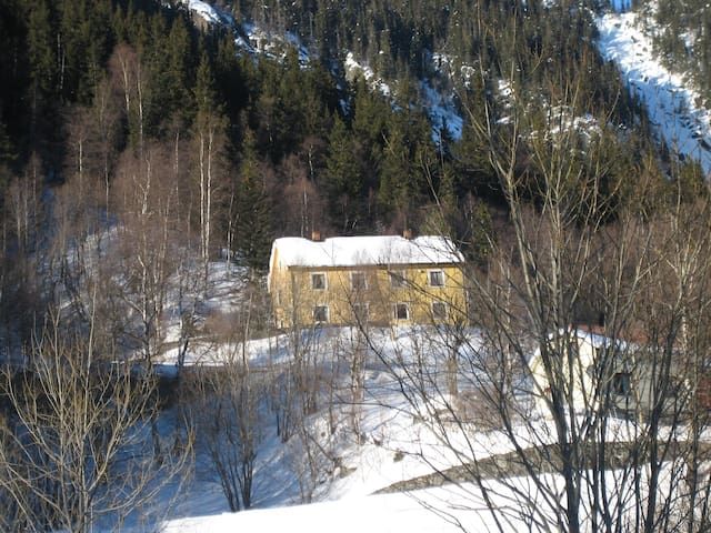 Accommodation for Ice Climbers in Rjukan