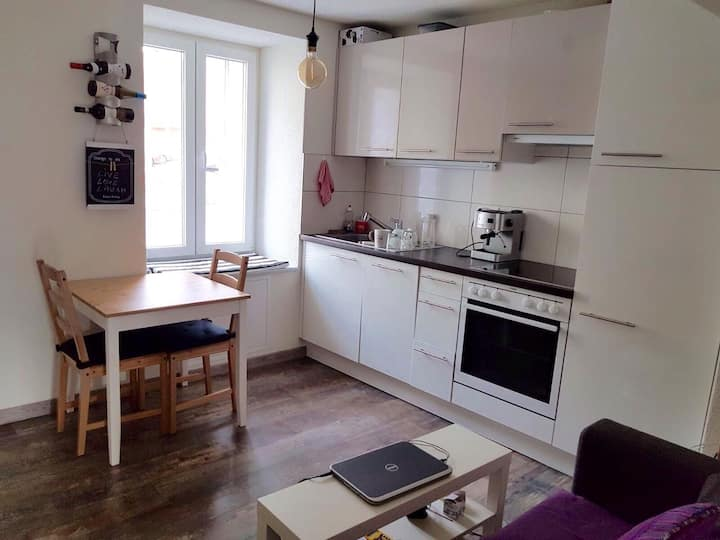 Cosy home in the heart of Saint-Imier