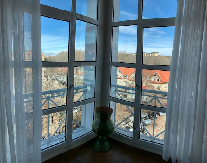 Top Floor Apartment with views Ifrane