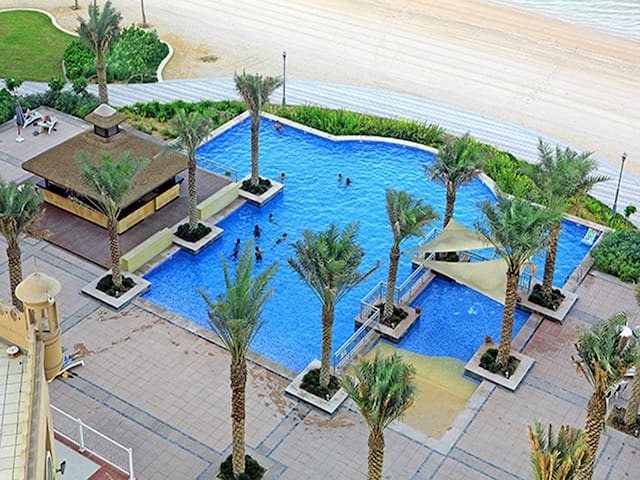 The Royal Club at Palm-Jumeirah - Dubai - Apartment