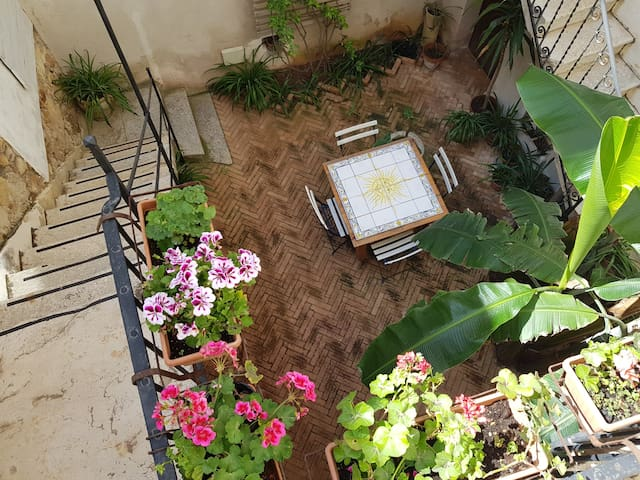 Acqua your home in Trapani old town