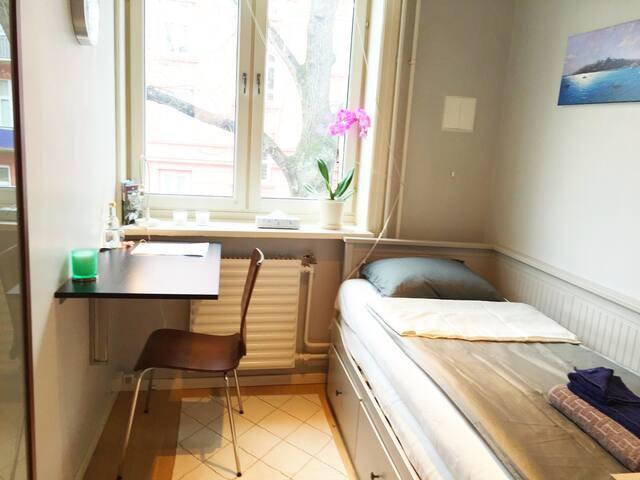 Room in Central Oslo/Majorstuen  - Oslo - Huoneisto