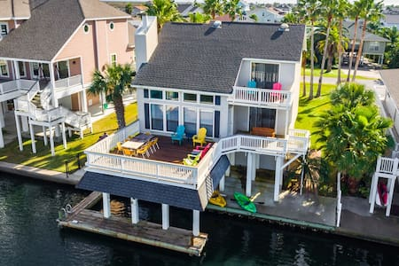 5★ Waterfront paradise. Bikes/kayaks! Pet friendly