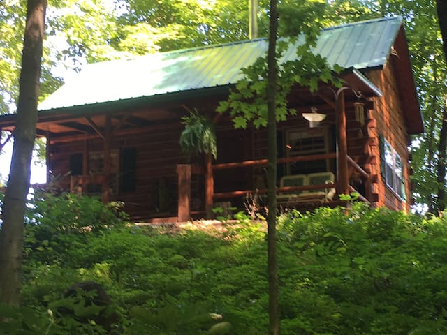 Cabin on Swede Hill