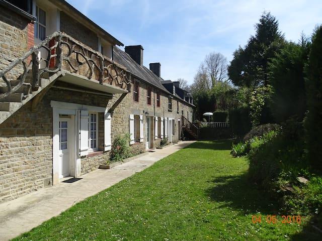 gîtes de la petite suise à clecy longère normande - Clécy - Apartament