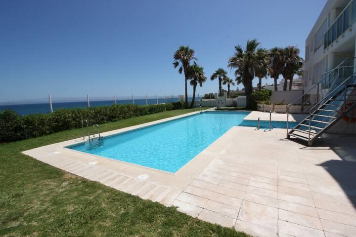 Apartamento Carboneras en 1ª linea de playa