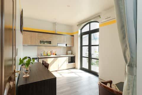 Privat lejlighed i Vin-homes, I nærheden af centrum