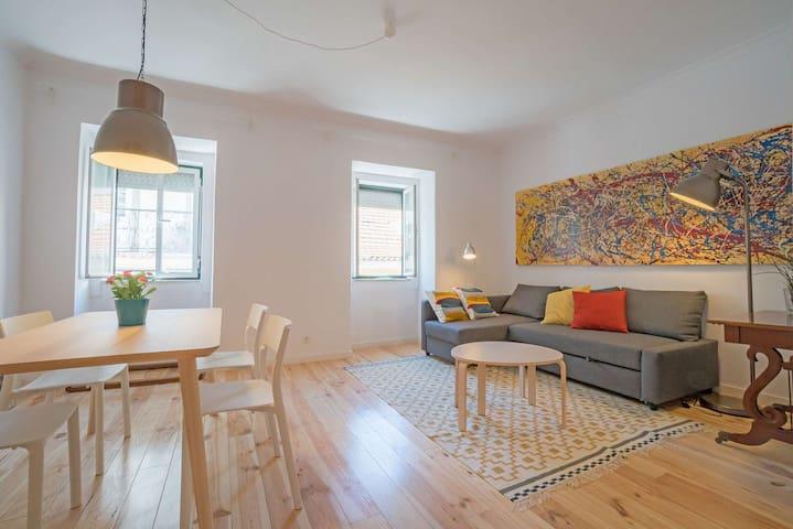 Modern Design Estrela Apartment