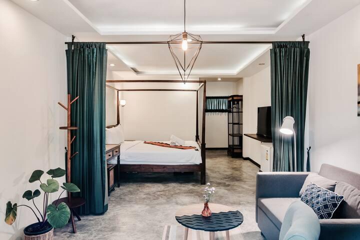 villa private room