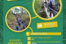 Programa de caminhadas organizadas pelo Município de Nisa/Hiking program organized by the Town Hall  (www.cm-nisa.pt)