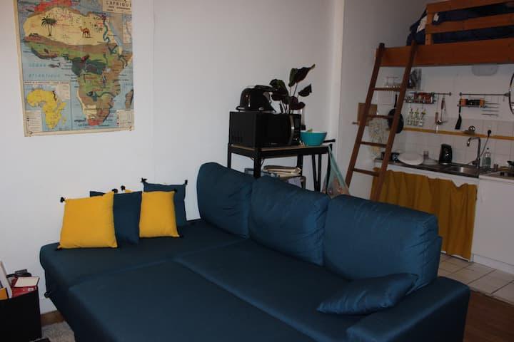 Studio cosy au centre de Bordeaux