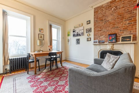 Charming and Comfy close to NYC