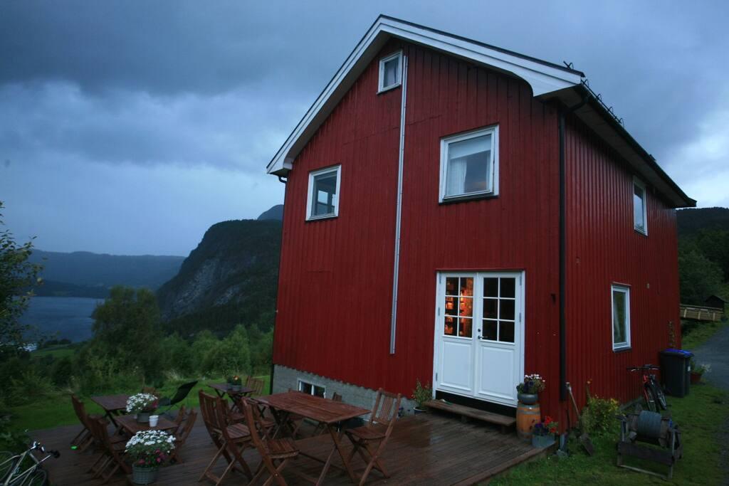 Skogan Lodge
