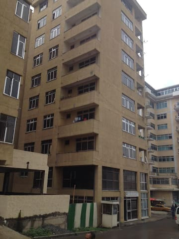 10 rooms easy 4 airport, center apt - Addis ababa - Lain-lain