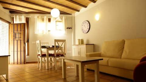 Apartamento rural en Ayna.