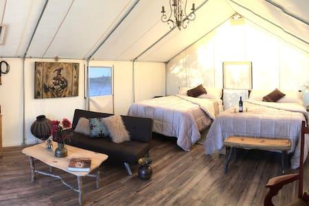 Private Lux Tent Glamping Adventure Mesa Verde