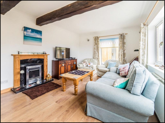 Large Cromer Cottage Norfolk Beach Sea sleeps 7 - Cromer - Rumah