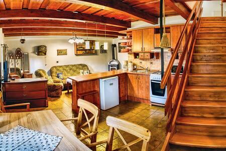 4 - spálňový dom