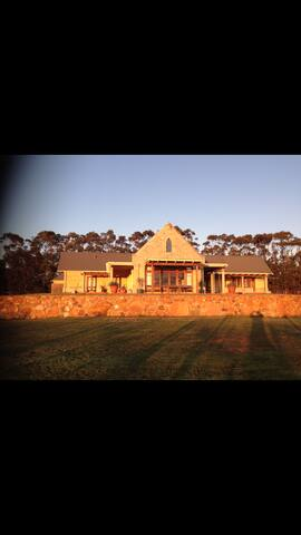 Amarok Estate Homestead - Wilyabrup
