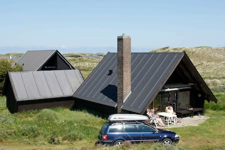 Serene Holiday Home in Pandrup Near Sea