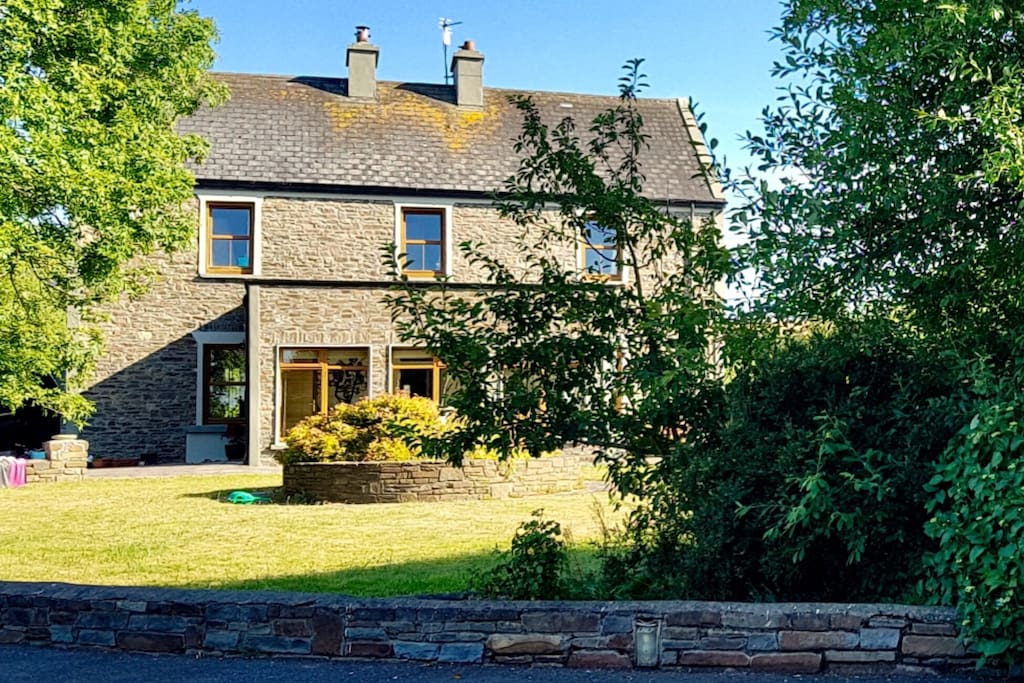 Peaceful, characterful rooms in our lovely 300-year old farmhouse