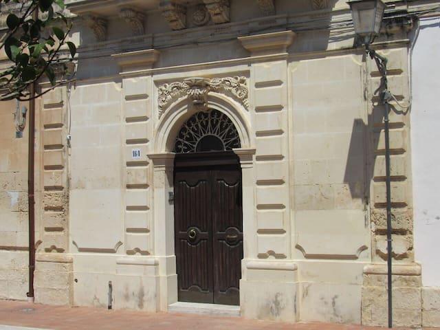 Residenza in stile barocco siciliano - Canicattini Bagni - Rumah