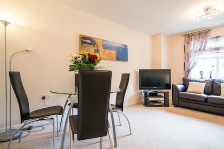 The Manchester Sanctuary -S/C 3 bed - Whitefield