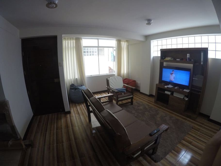 Sala y Comedor / Living and Dinning Room