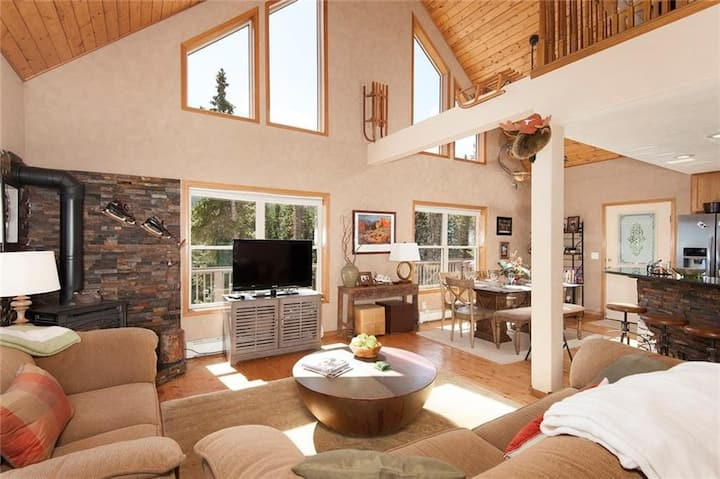 Breathtaking Breckenridge Mountain Escape