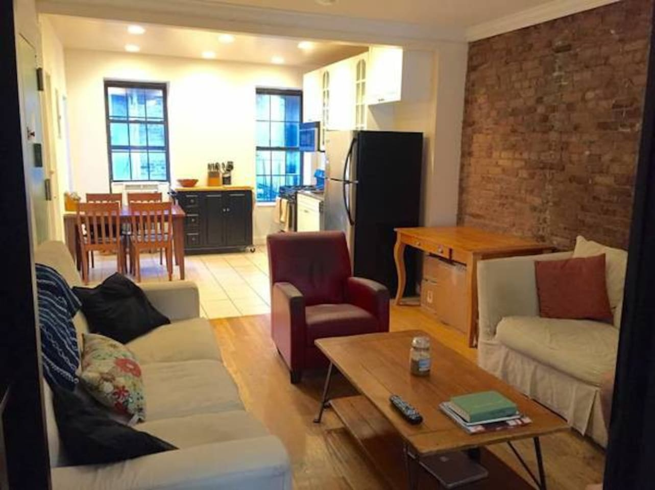 Private bedroom in the heart of West Village