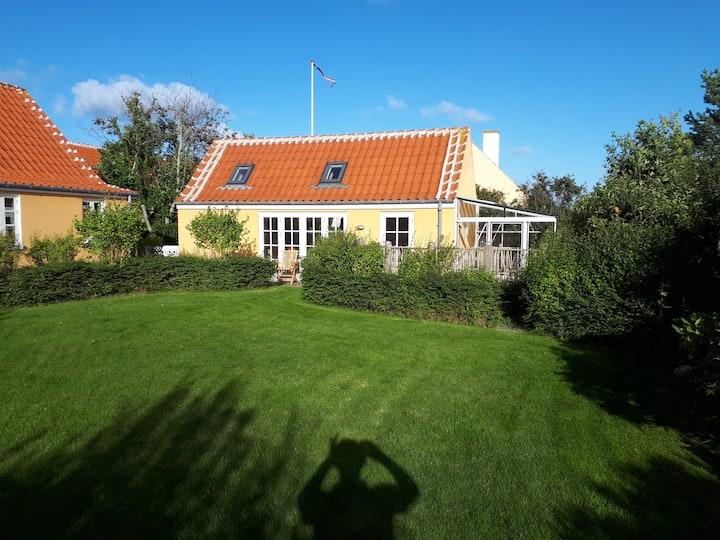 Hyggeligt lille hus i Skagen. Tæt på alt