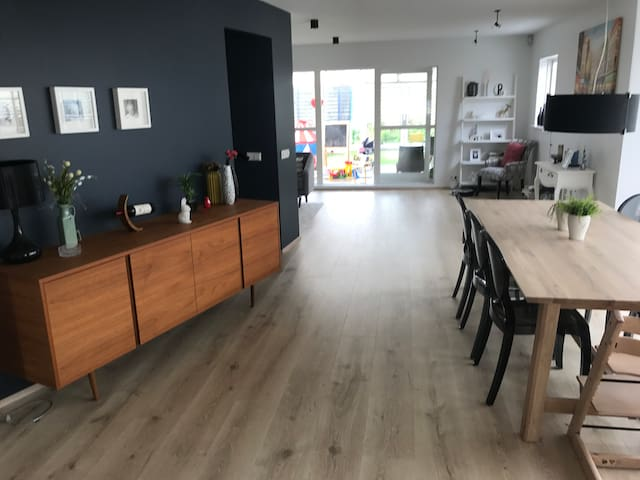 Lovely house 10 minutes from downtown Reykjavik