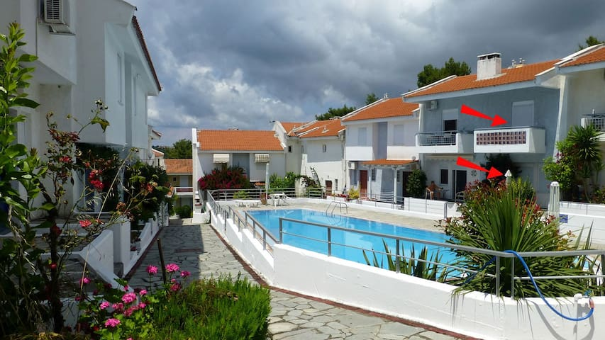 Townhouse in Siviri, Greece - Siviri - Ev