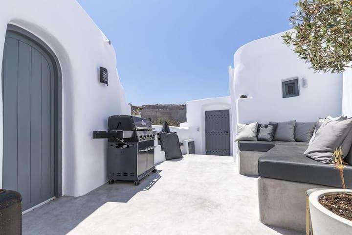 3 bedroom villa with outdoor jacuzzi