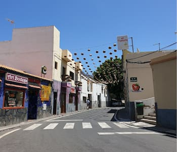 Brigidita's House. Mogán Pueblo.Gran Canaria. Wifi