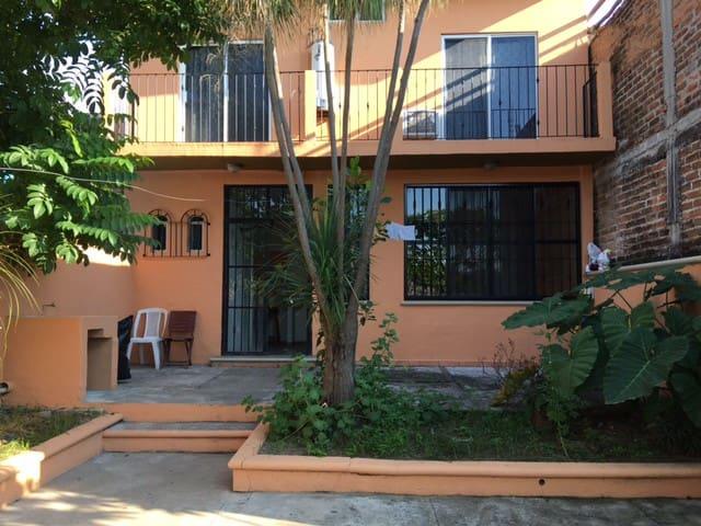 Economic mexican house in Town Bucerias - Bucerías - Apartamento