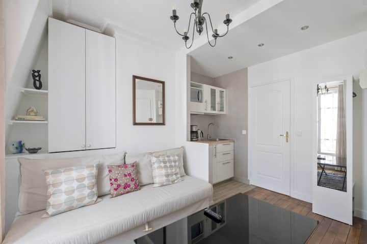 Cosy flat for 3p in the 16th district